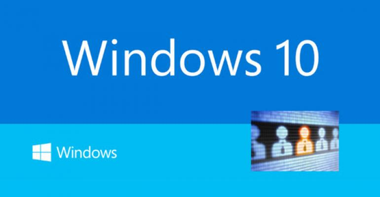 Windows 10 Mixes Cloud and On-Premises for Management Choices