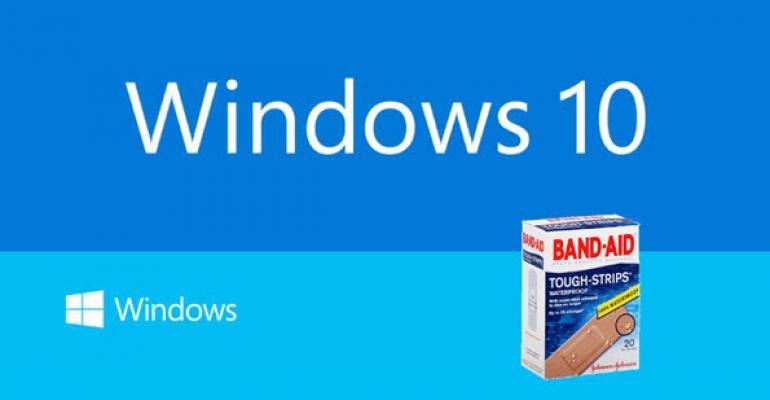 Microsoft Prepping a Windows 10 Build 9879 Hotfix, Slow Ring'ers Rejoice