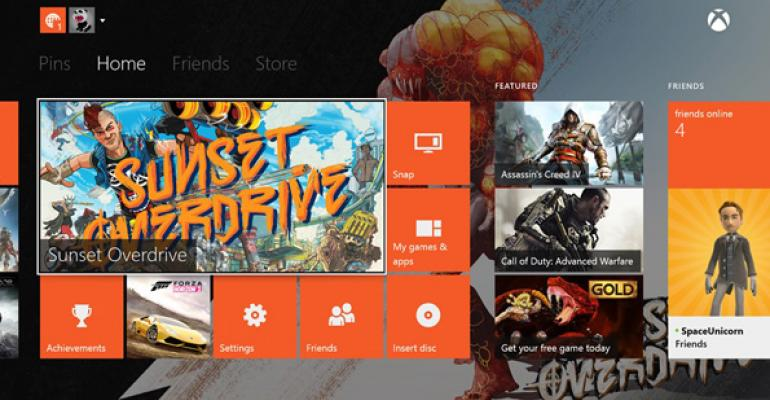 Microsoft Highlights the Features It's Added to Xbox One in First Year