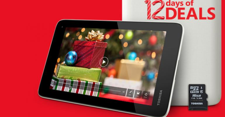 On the 12th Day of Christmas, My Microsoft Store Gave to Me...