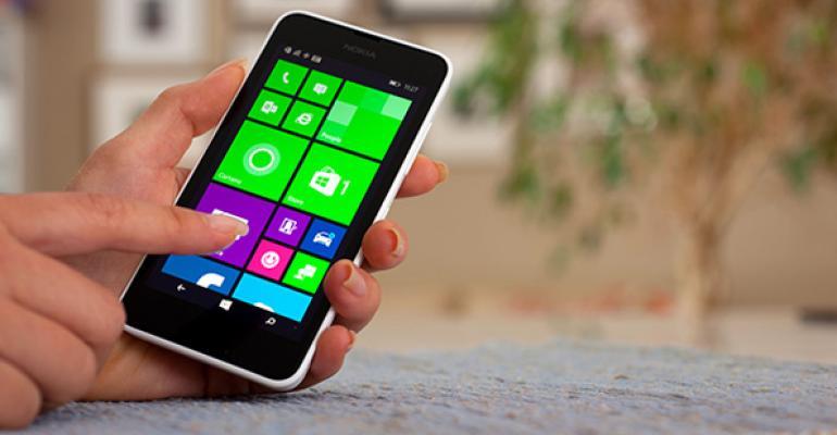 Sprint is Finally Launching a Windows Phone 8.1 Handset