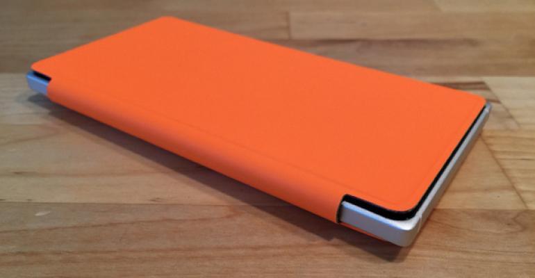 Wireless Charging Flip Shell for Nokia Lumia 830