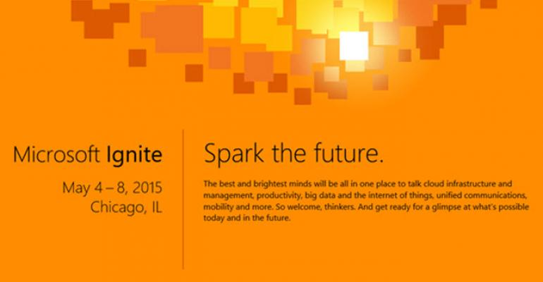 First Batch of Microsoft Ignite Sessions Post Today