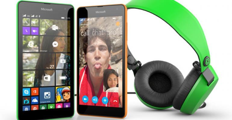 Microsoft Lumia 535 First Impressions