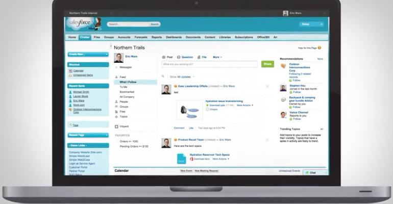 Salesforce Releases Connector for SharePoint and OneDrive