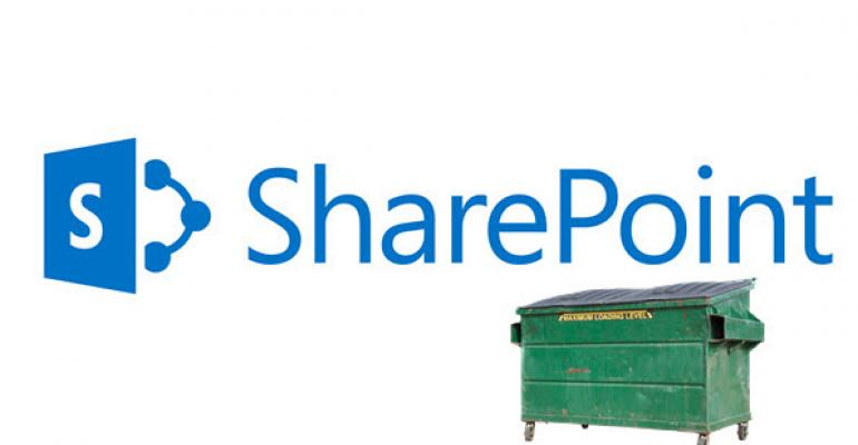 SharePoint Online Continues Dismantling, Public Website Feature Dropped