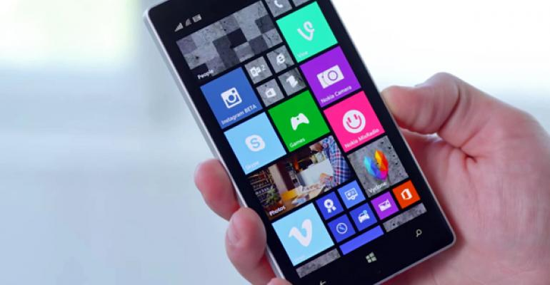 I Bought a New Windows Phone