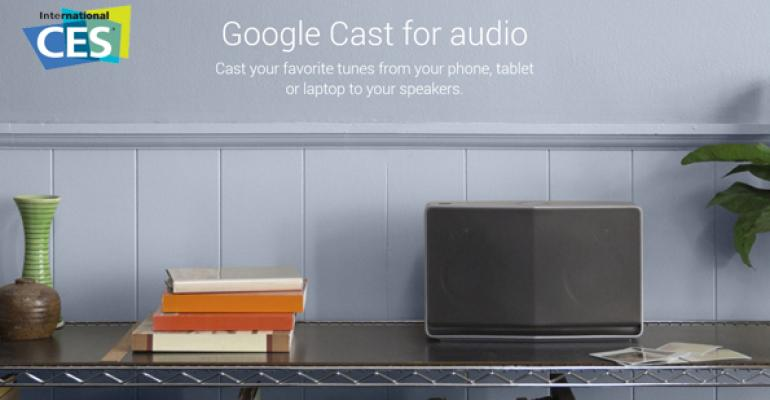 CES 2015: Google Cast for Audio | IT Pro