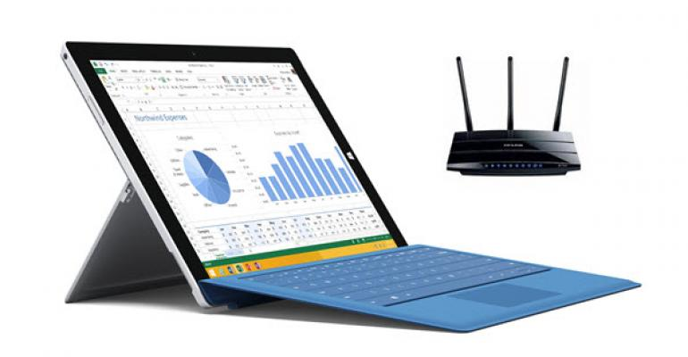 Manually Switching WiFi Bands on the Surface Pro 3