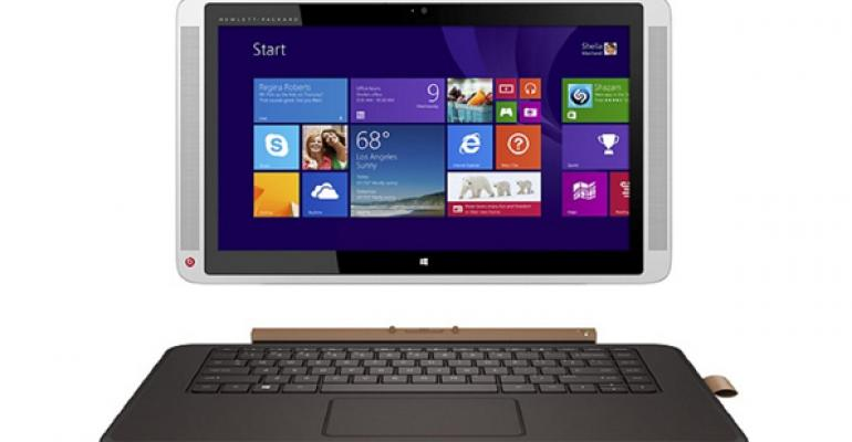 HP Envy x2 Detachable PC 13 First Impressions