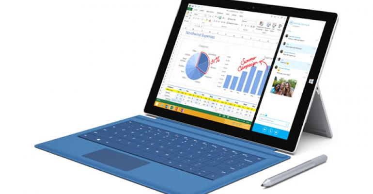 The Microsoft Surface TechCenter