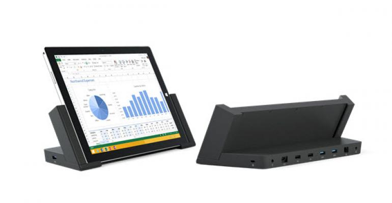 Microsoft's Surface Pro Series Gets Firmware Updates Overnight
