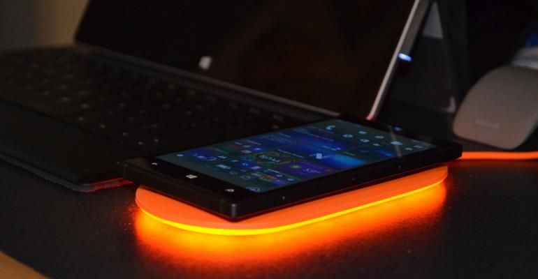 Using the Device Hub with the new DT-903 Wireless Charging Plate from Microsoft