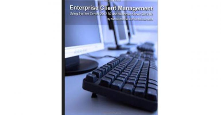 Enterprise Client Management Book Now Available