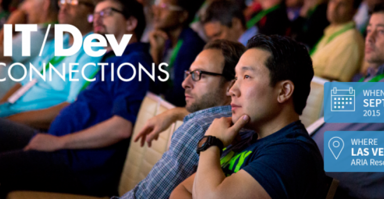 IT/Dev Connections Call for Speakers in its Waning Hours