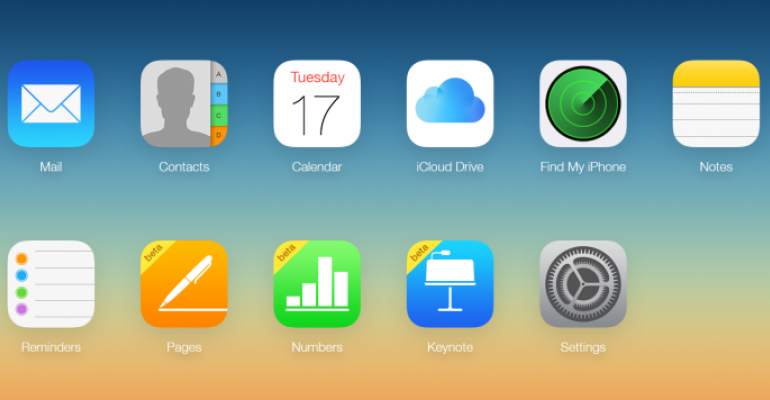 iWorks from Apple now available to Windows users at no cost through iCloud
