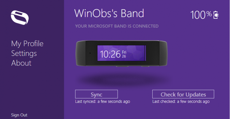 The Potential of the Microsoft Band