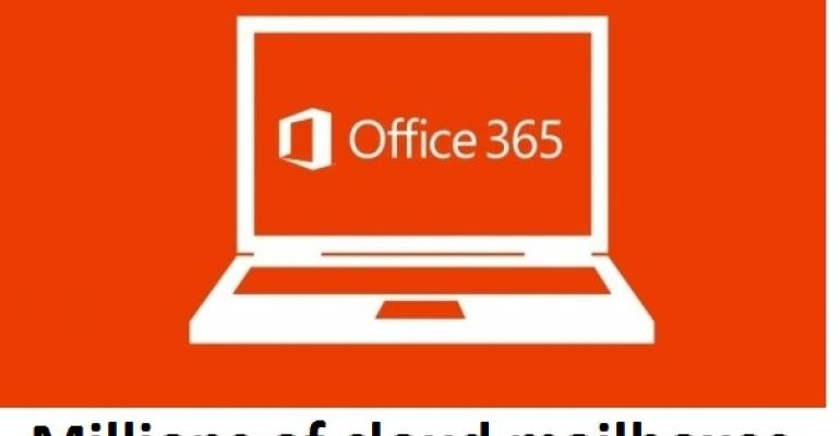 80 million Exchange Online users as Office 365 progress continues