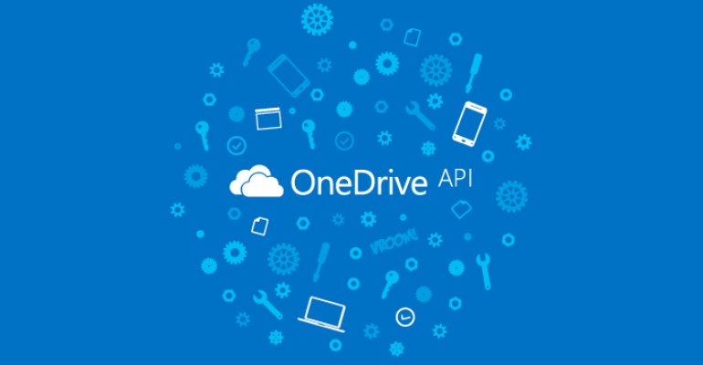 OneDrive API will allow developers opportunities to integrate OneDrive into their apps and services