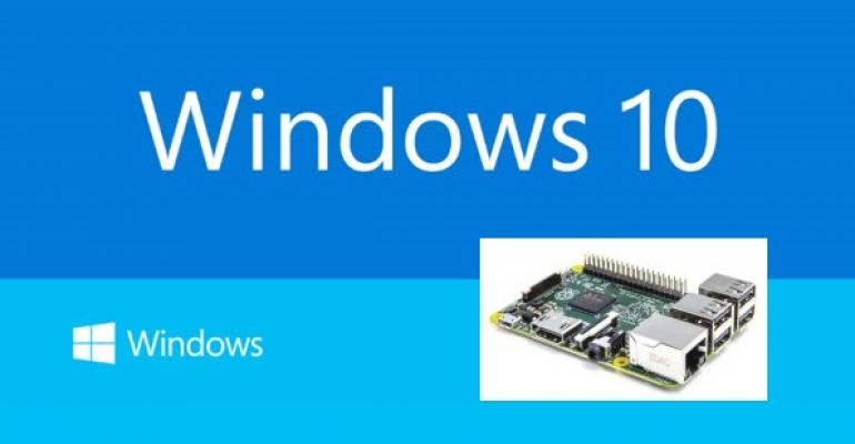 Microsoft confirms Raspberry Pi 2 will get Windows 10 for free