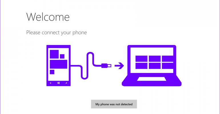 Windows Phone Recovery Tool for Windows 10 Technical Preview for Phones