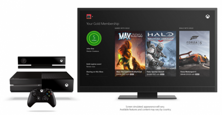 Get $20 off your next 12 months of Xbox Live Gold
