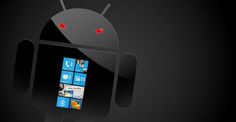Windows 10 Coming to Android Phones?