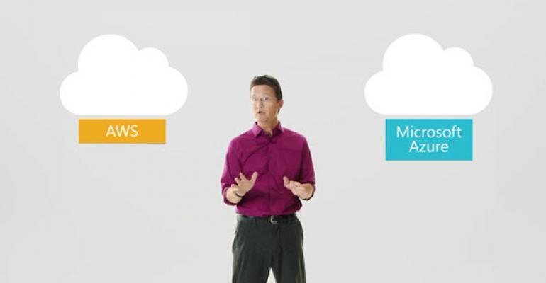 Microsoft Says AWS is a Bridge to Nowhere