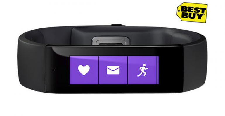 Microsoft Band Coming to Best Buy?