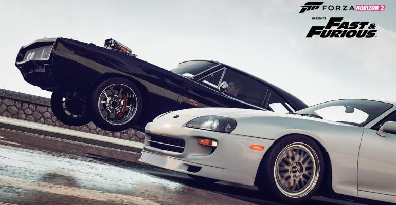 Standalone Fast & Furious game from Forza Horizon 2 is free for two weeks
