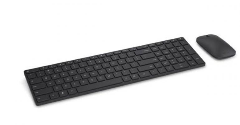 Ultra-Thin Designer Keyboard and Mouse to Release from Microsoft in May