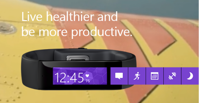 What Microsoft Band Apps are already available for Windows Phone?
