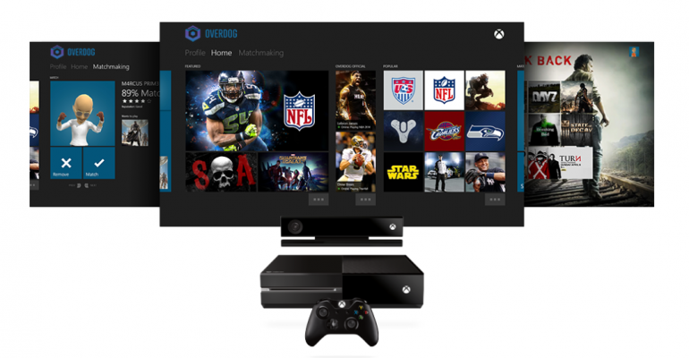 Xbox One Preview members receive invite to Overdog