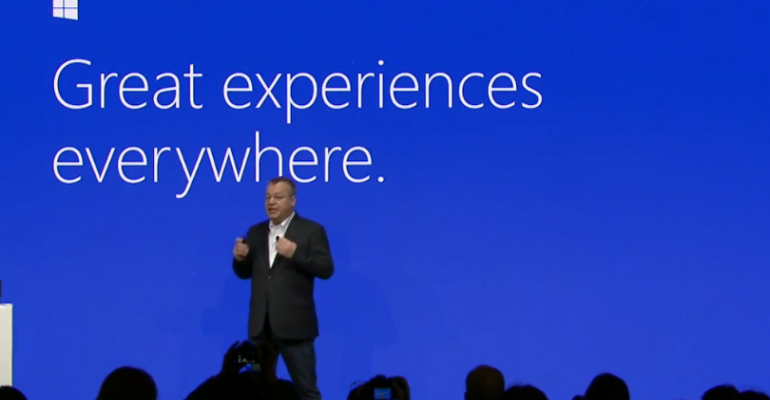 MWC 2015: Microsoft Press Conference Wrap-up