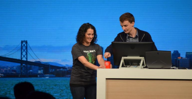 Build 2015: Day 2 Keynote Summary