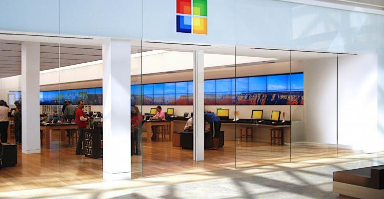 Microsoft Store heads down under as Australia gets first brick and mortar location