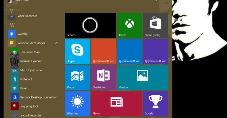 Internet Explorer a Second-class Citizen in Windows 10