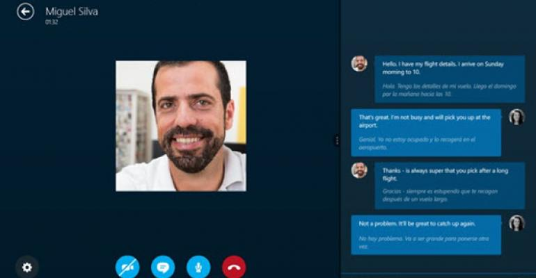 Skype Translator Preview Now Available for Windows 8.1 Users