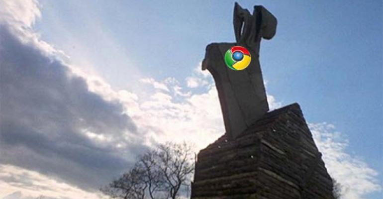 Google Gives Windows XP Users a Chrome Reprieve