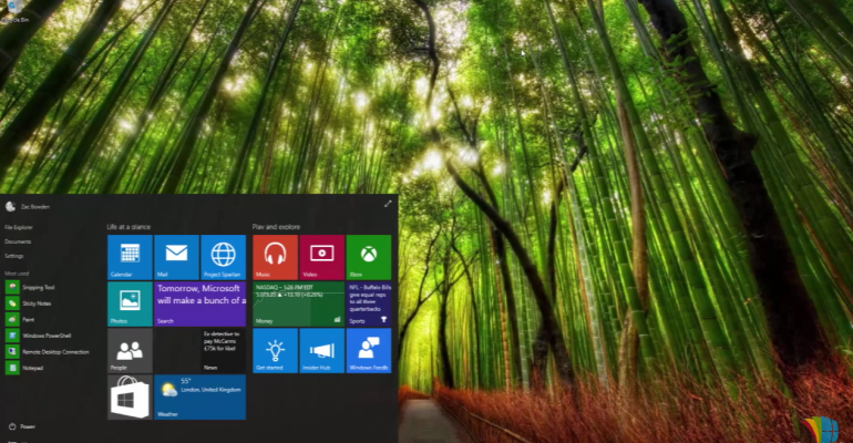 Windows 10 build 10074 is upcoming Insider Preview