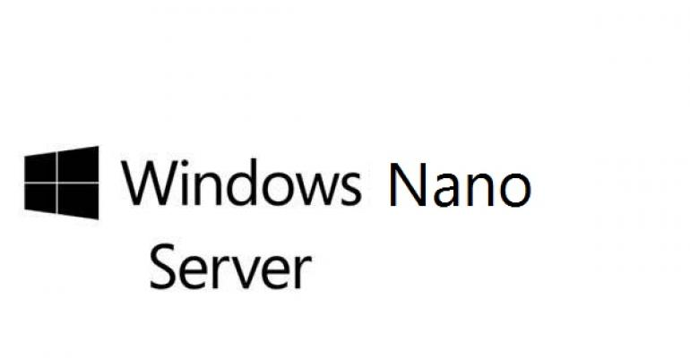 Top Ten: What You Need to Know about Microsoft Nano Server