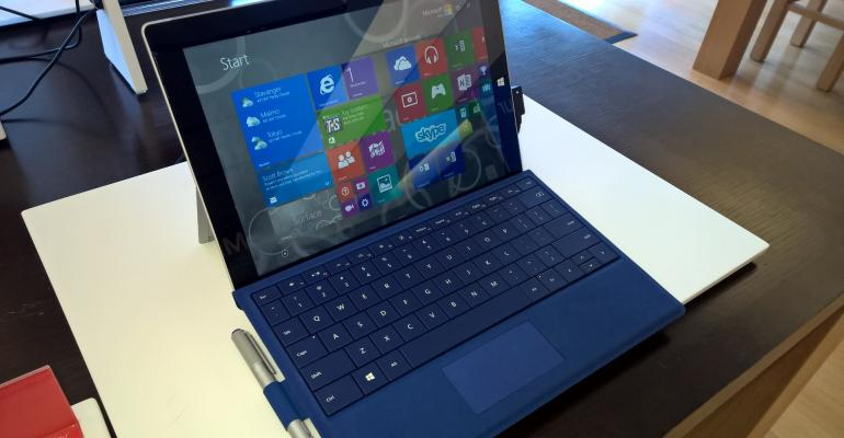 Surface 3 can now be pre-ordered from Amazon and Best Buy