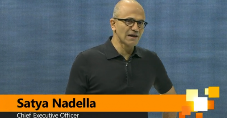 Microsoft Ignite Keynote Announcement Summary