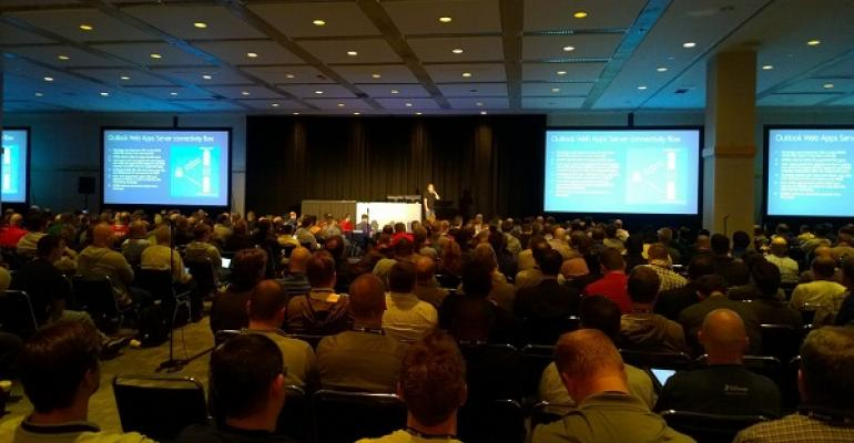 News from Ignite: How Exchange 2016 benefits by technology transfer from the cloud