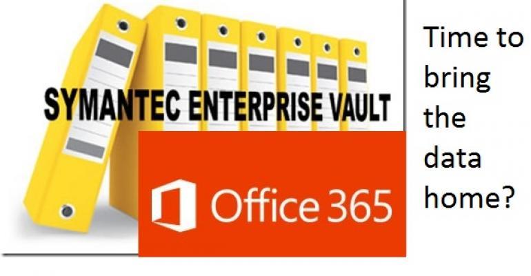 Microsoft declares war on Symantec Enterprise Vault and looks to