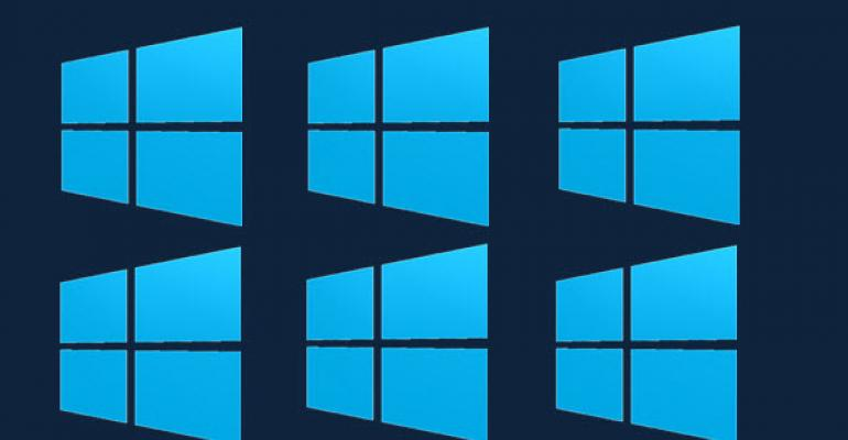 One Windows, Six Editions