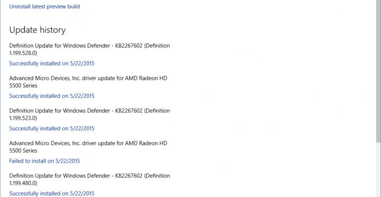 AMD driver for Windows 10 build 10122 should solve Microsoft Edge video crash bug