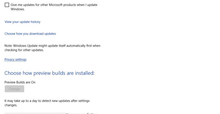 Public vote queues up Windows 10 build 10122 for Insiders