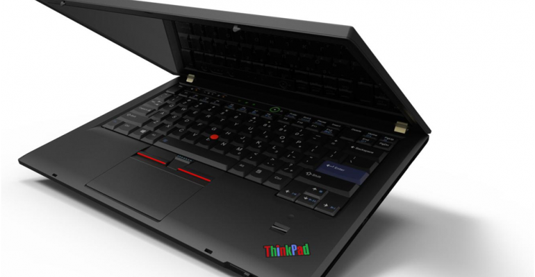 Lenovo going Retro with ThinkPad design