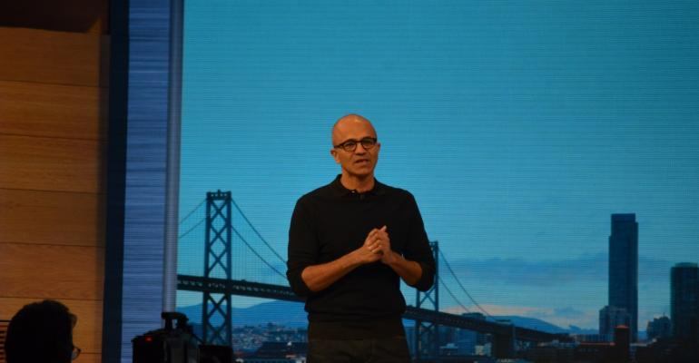 Satya Nadella lays out new mission and vision for Microsoft